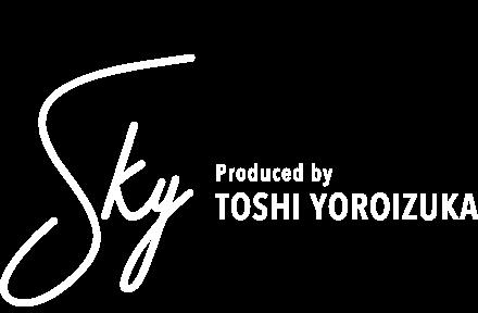 SKY PRODUCED BY TOSHI YOROIZUKA